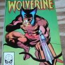Wolverine limited series #4 comic book mint 9.9