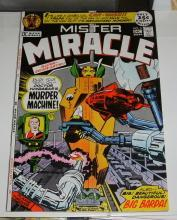 Mister Miracle #5 comic book nm 9.4