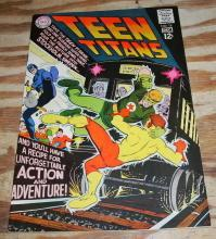 Teen Titans #18   comic book vf/nm 9.0
