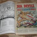 Sea Devils #12 comic book fn 6.0