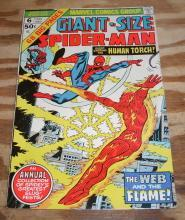 Giant-size Spider-man #6 comic book nm- 9.2