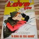 I Love You #35 comic book very good/fine 5.0