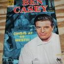 Ben Casey #9 comic very good plus 4.5