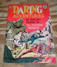 Daring Adventures #15 comic fn/vf 7.0