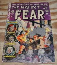 Haunt of Fear #19 comic g/vg 3.0