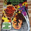 Fantastic Four #78 comic book very fine 8.0