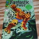 Fantastic Four #79 comic book very fine 8.0