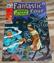 Fantastic Four #90 comic book very fine 8.0