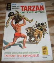 Tarzan of the Apes #182 comic book vf 8.0