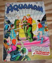 Aquaman comic #18 vf 8.0