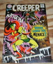 Beware the Creeper comic #1 vf  8.0