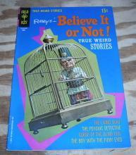 Ripley's Believe it or Not! #20 comic vf 8.0