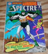 Showcase #60 comic vg 4.0 (Spectre)