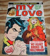 My Love #23 comic book very good 4.0