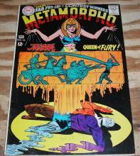 Metamorpho #16 comic book very fine 8.0