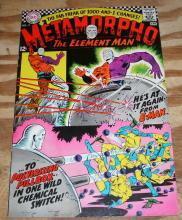 Metamorpho #11 comic book very fine 8.0
