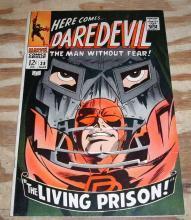 Daredevil #38 comic book vf/nm 9.0