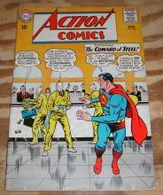 Action Comics #322 comic book fn 6.0