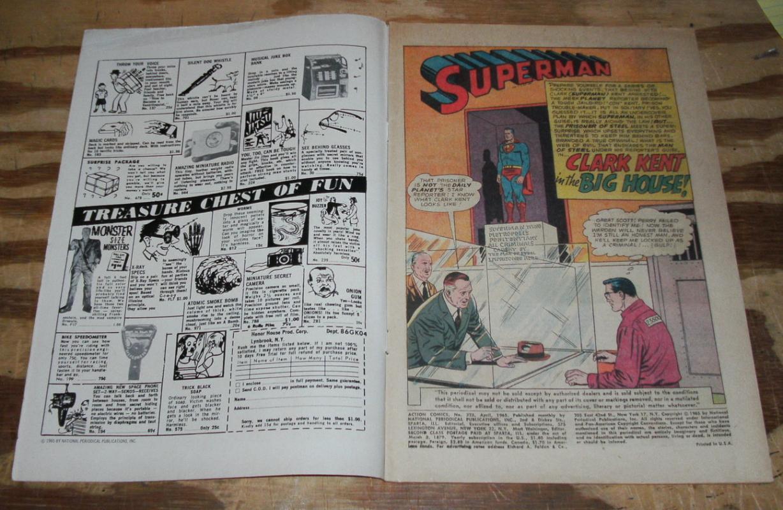 Action Comics #323 comic book vg/fn 5.0