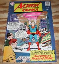 Action Comics #328 comic book vg 4.0