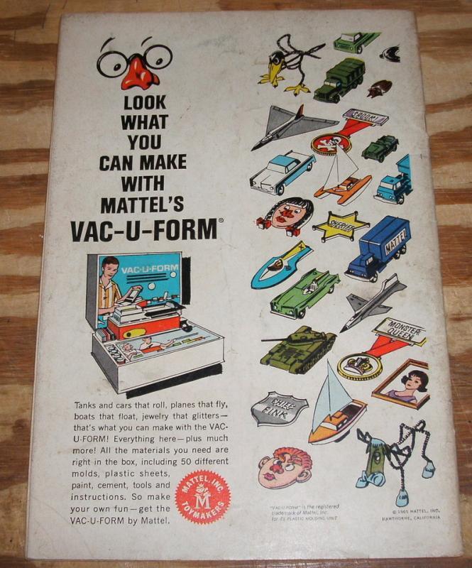 Action Comics #338 comic book vg 4.0
