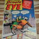 Private Eye #7 comic book g/vg 3.0
