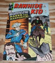 Rawhide Kid #48 comic book vf 8.0
