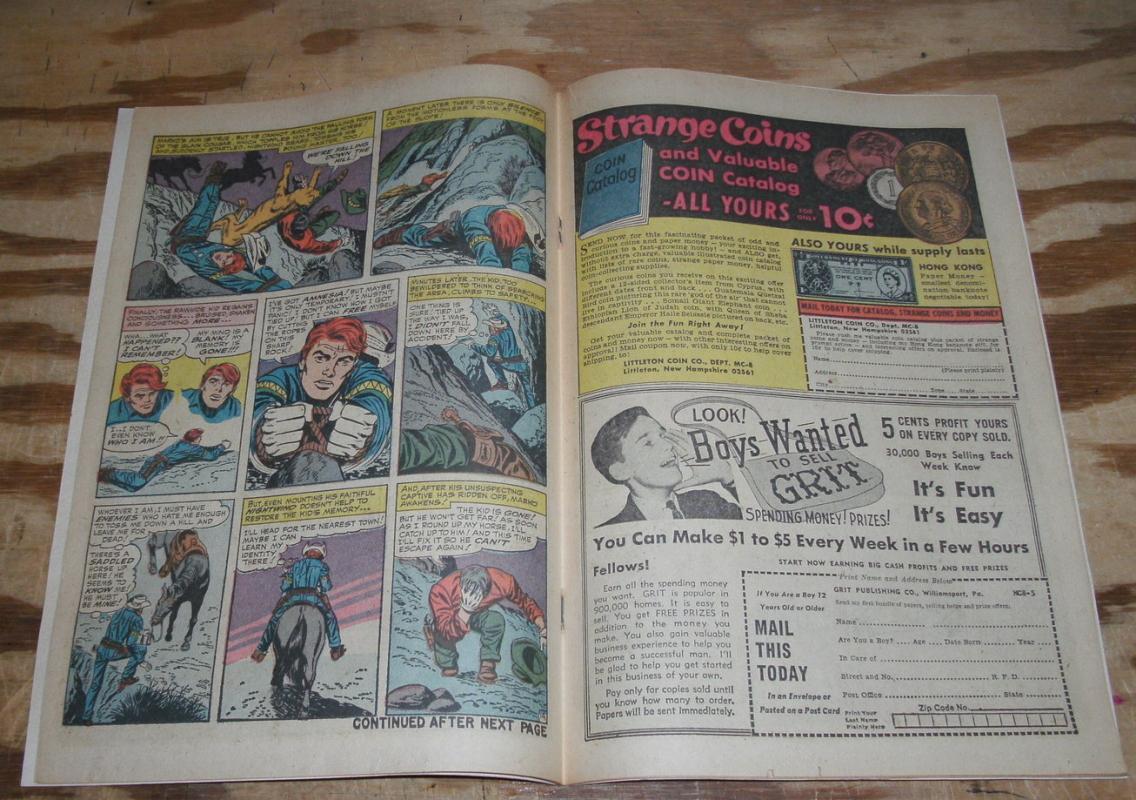 Rawhide Kid #48 comic book vf 8.0