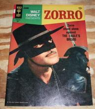 Zorro #2 comic book very fine 8.0