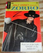 Zorro #9 comic book fine 6.0