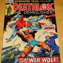 Astonishing Tales featuring Deathlok #27 comic book nm 9.4