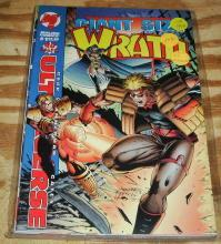 Complete Wrath series by Malibu Comics