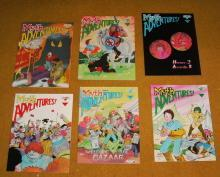 Myth Adventures collection of 6  comic books