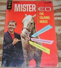 Mister Ed #2 comic book vg/fn 5.0