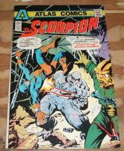 The Scorpion #3 comic book very fine/near mint 9.0