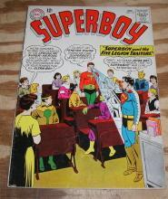 Superboy #117 comic book fine 6.0