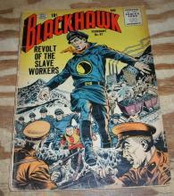 Blackhawk #97 comic book g+ 2.5