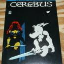 Cerebus #19 comic book very fine 8.0