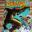 The Demon #6 comic book near mint 9.4