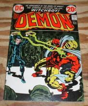The Demon #7 comic book very fine 8.0