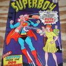 Superboy #131 comic book fn 6.0
