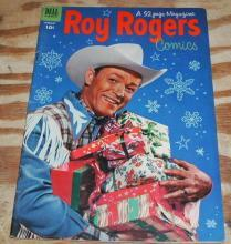 Roy Rogers #61 comic book vg/fn 5.0