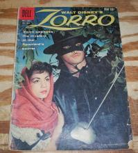 Zorro #1037 comic book good/very good 3.0