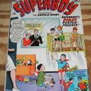 Superboy #133 comic book fine 6.0