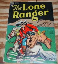 vg 4.0 Lone Ranger Comic book #3