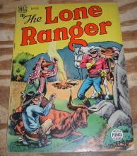 Lone Ranger #16 comic book vg/fn 5.0