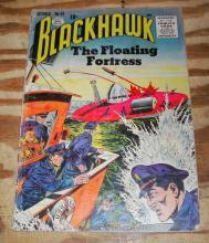 Blackhawk #93 comic book good minus 1.8
