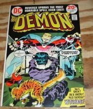The Demon #14 comic book very fine/near mint 9.0