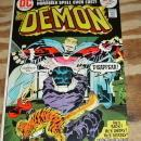 The Demon #14 comic book very fine/near mint 9.0