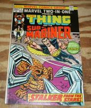 Marvel Two-In-One #2 near mint 9.4